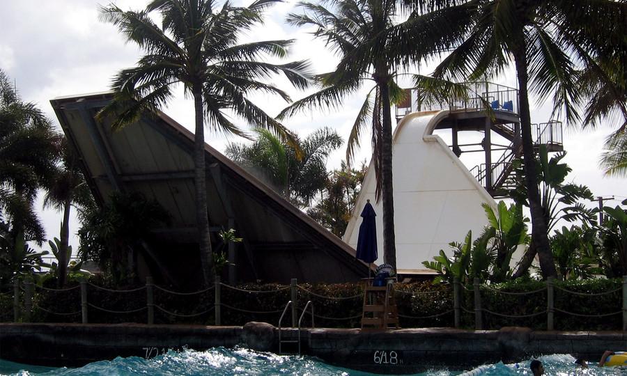 New Slide For Wet N Wild Parkz Theme Parks