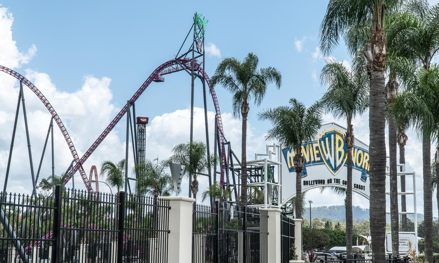 Village Roadshow has sold their Gold Coast land but the theme parks are  staying put | Parkz - Theme Parks