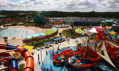 WhiteWater World exceeds forecasts for first year in operation