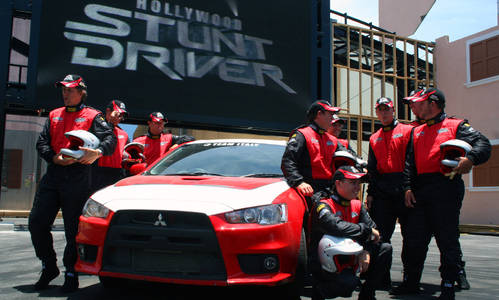 Hollywood Stunt Driver gears up for premiere
