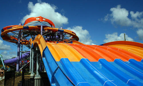 WhiteWater World not out of the loop