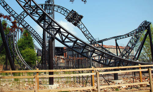 Adventure World announces $12m Eurofighter roller coaster