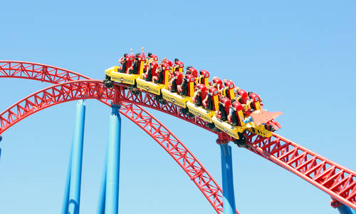 Australia's top rated theme park rides and attractions for 2016