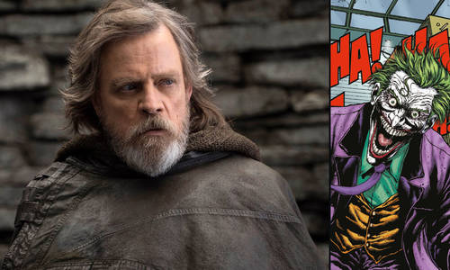 Mark Hamill's fifteen year association with Warner Bros. Movie World