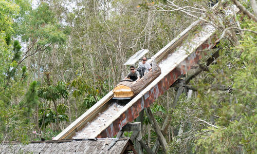 Dreamworld's Log Ride modifications are a symbol of everything wrong with Ardent Leisure