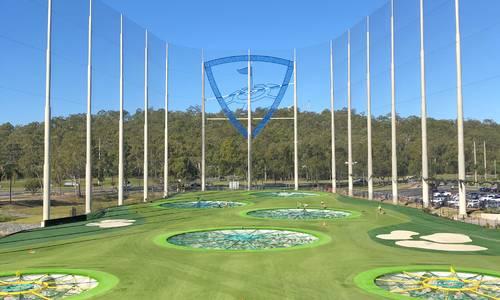 Australia's First Topgolf Venue will open tomorrow on the Gold Coast