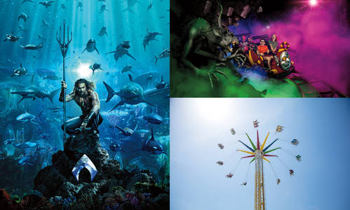 Village Roadshow Theme Parks to launch biggest Summer Ever  with new Attractions, Shows and Experiences