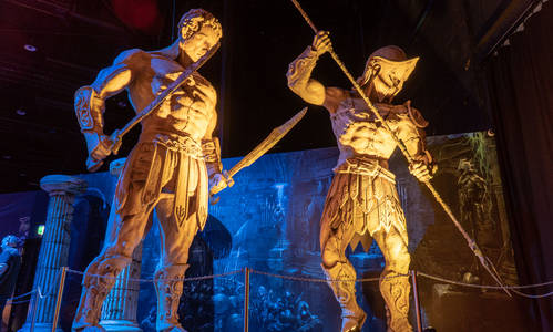 The Aquaman Exhibition: inside Movie World's latest blockbuster attraction