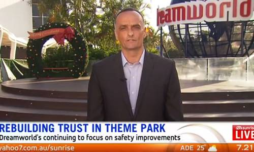 'Actions speak louder than words': Dreamworld is still a decaying, unreliable theme park