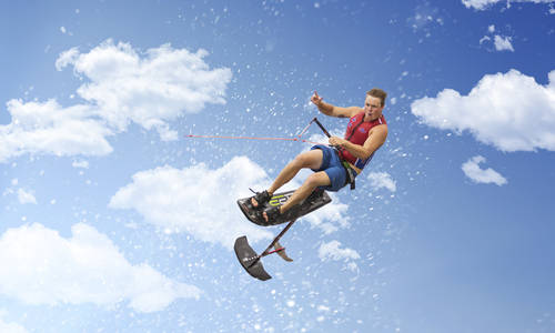 Sea World to launch new Thunder Lake Stunt Show