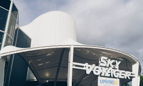 Dreamworld appoints aviation expert as engineering boss; Sky Voyager remains grounded