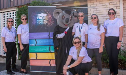 Dreamworld Invests in team members' futures with launch of new Training Academy