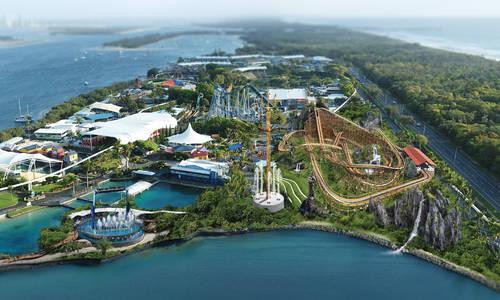 Sea World's New Atlantis will redefine Australian theme parks
