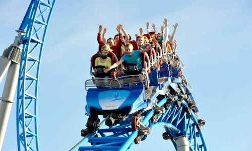 Dreamworld opens Sky Voyager as owners commit to $50 million in new rides including a major launched roller coaster