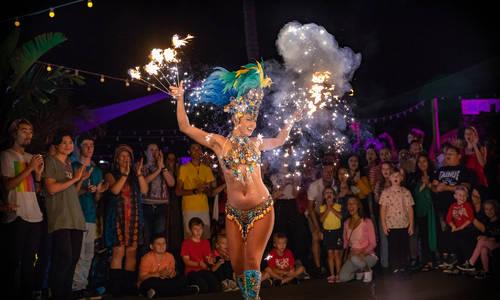 Ignite Your Senses at Sea World Carnivale
