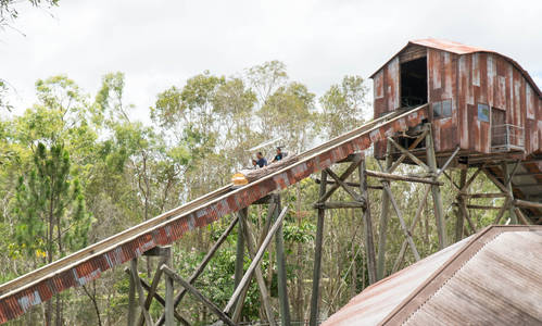 Another one bites the dust: Log Ride joins Dreamworld's long list of recently closed rides