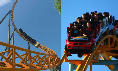 Gold Coaster, Hiss-teria & Steel Taipan: Dreamworld reveals potential roller coaster names in trademark applications