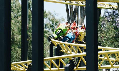 Size doesn't matter: Dreamworld makes concrete moves towards a smaller theme park