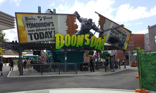 Doomsday 'soft' opens and Tiger Island reopens, roller coaster speculation grows at Movie World and dies at Dreamworld