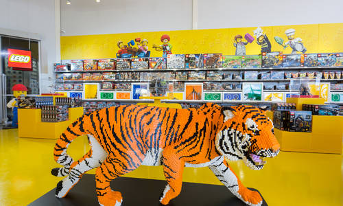Australia's first official LEGO Store now open at Dreamworld
