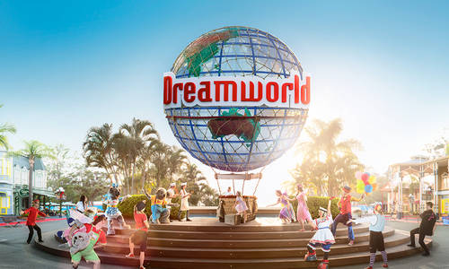 Pure imagination: Dreamworld ads feature fake attractions and misleading experiences