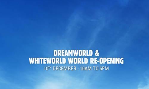 Dreamworld set for December 10 staged reopening