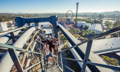 Embark on the Ultimate Theme Park Experience at Warner Bros. Movie World with the Star Tour