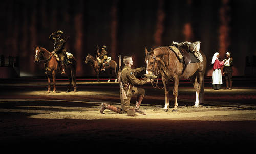 A story of courage, tradition and daring Australian spirit comes to life at Australian Outback Spectacular