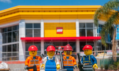 Australia's first Lego Store to open at Dreamworld Saturday 28 January 2017