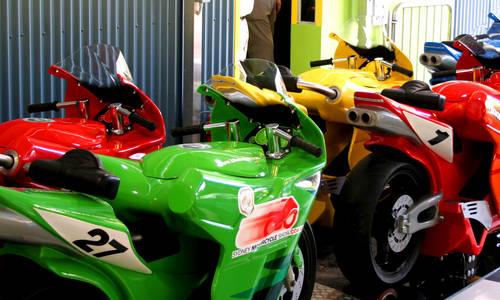 Mick Doohan Motocoaster launches at Dreamworld