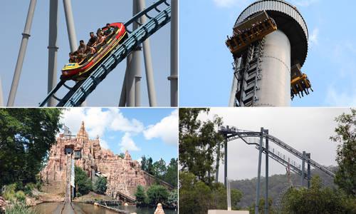 Are Australian theme park rides safe?