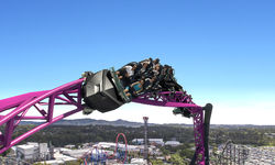 DC Rivals HyperCoaster - Movie World to launch recordbreaking roller coaster