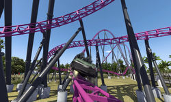 Bringing DC Rivals HyperCoaster to life: docoaster's 3D rendering