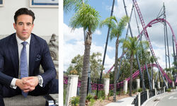 Village Roadshow Theme Parks CEO Clark Kirby: 'We're really excited about the future of theme parks'