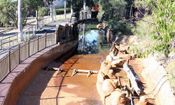 Gold Rush and Thunder River Rapids come down at Dreamworld, no plans for a replacement