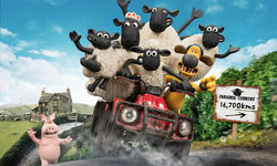 Shaun the Sheep is flocking to Paradise Country