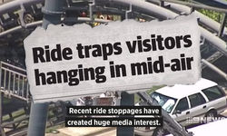 Movie World tackles ride stoppages in latest safety video