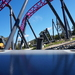 Up close with the DC Rivals HyperCoaster at Movie World