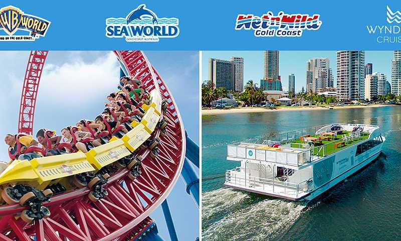 3 Park and Cruise Package