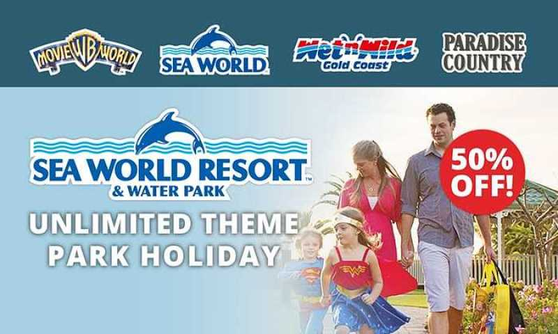 Sea World Resort + Theme Parks
