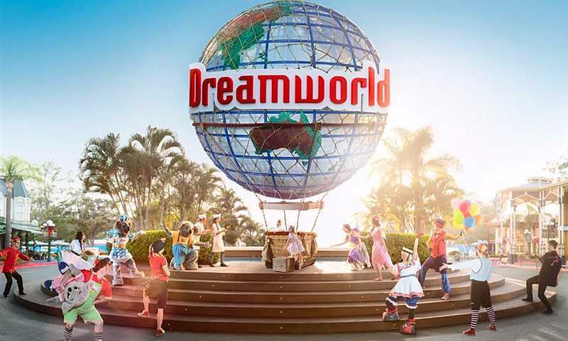 Dreamworld Season Pass