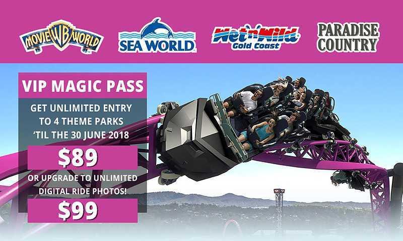 VIP Pass, Expires June 2018