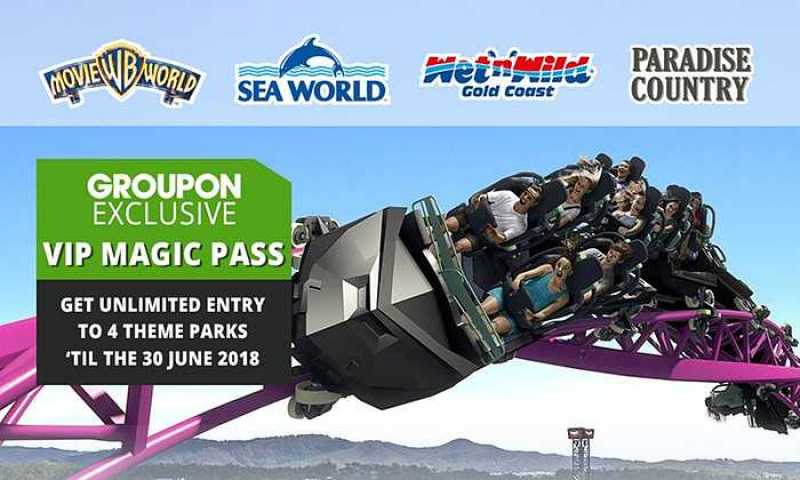 Unlimited Entry till June 2018