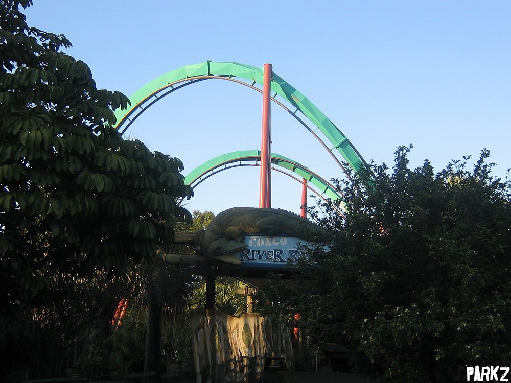Congo river rapids water ride at busch gardens tampa parkz theme parks for Busch gardens tampa water rides