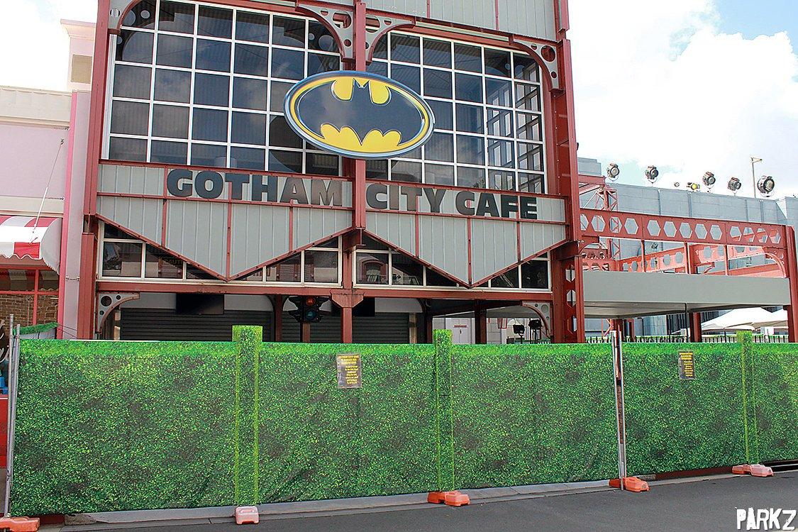Gotham City Cafe Movie World