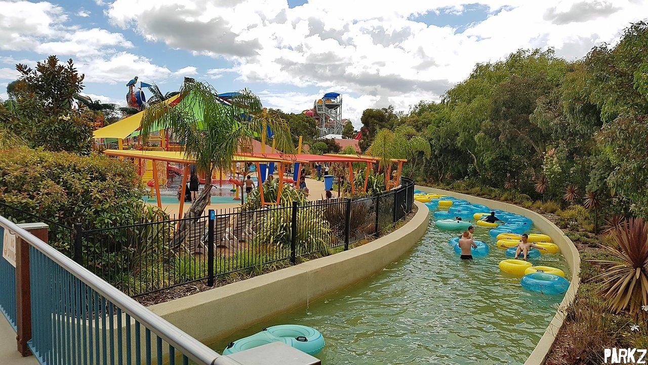 Lazy River Parkz Theme Parks