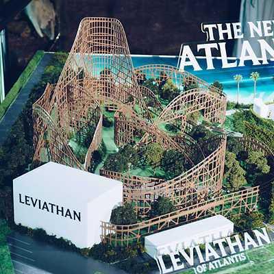 Leviathan model