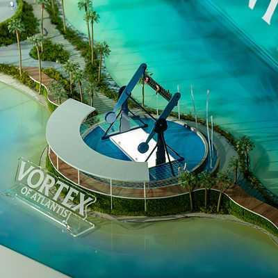 Vortex model