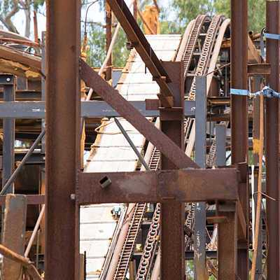 Eureka Mountain Mine Ride