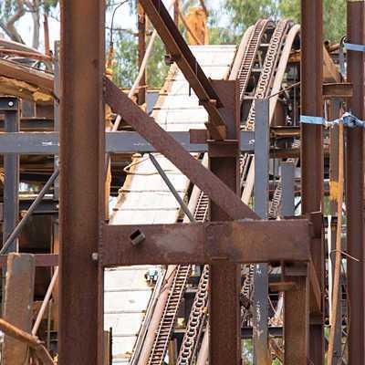 Eureka Mountain Mine Ride
